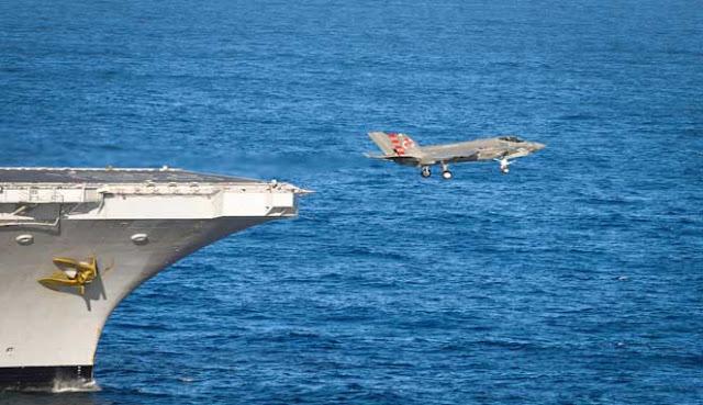 yaitu pesawat tempur generasi kelima yang sangat canggih dan penuh dengan penemuan hasil  16 FITUR CANGGIH PESAWAT TEMPUR F-35 LIGHTNING II