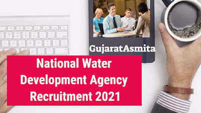 National Water Development Agency Recruitment 2021 For LDC | UDC And Other Post