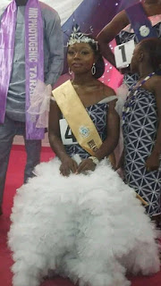 Queen Faith Christopher Notani Emerges Miss Kona Nigeria