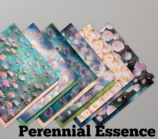 Perennial Essence Designer Series Paper