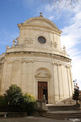 La bella Cathedrale de Saint Theodorit di Uzes