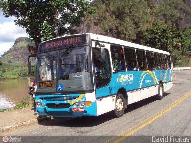 Mobilidade nas Ruas: Distrito de Afonso Arinos (Comendador Levy Gasparian)