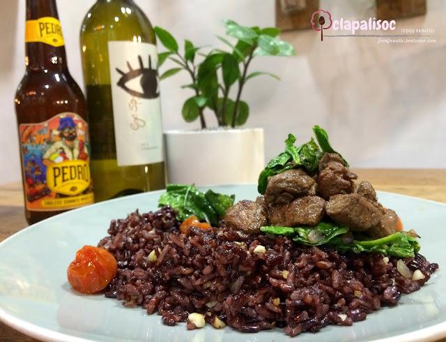 Beef Salpicao from Runner's Kitchen