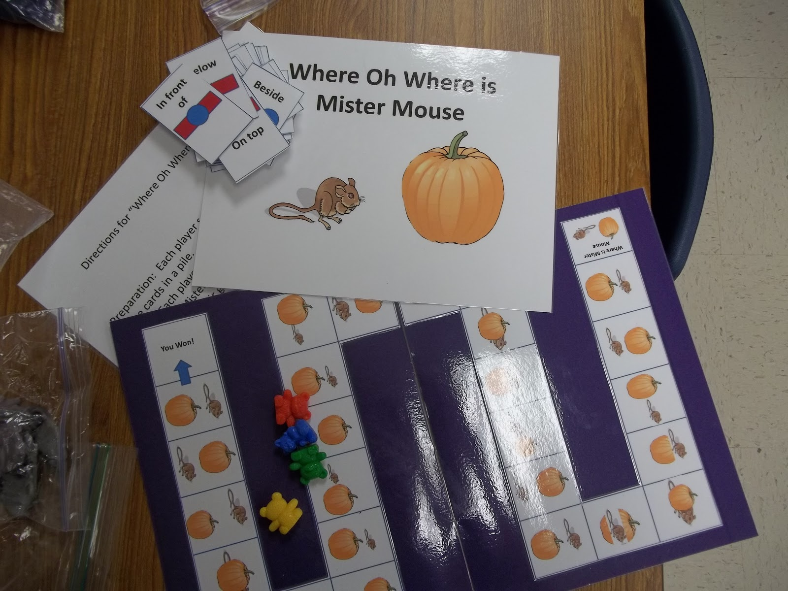 Math Tubs In Kindergarten Common Core Catch Up More Or