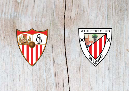 Sevilla vs Athletic Bilbao - Highlights 16 January 2019