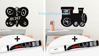 Logo Giveaway Stikets Italia: vinci gratis le lavagne adesive con pennarello
