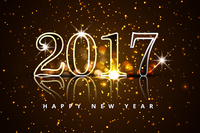 Happy New Year Wishes Greetings 2017 Wallpaper Images