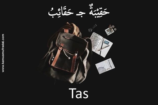 bahasa arab tas