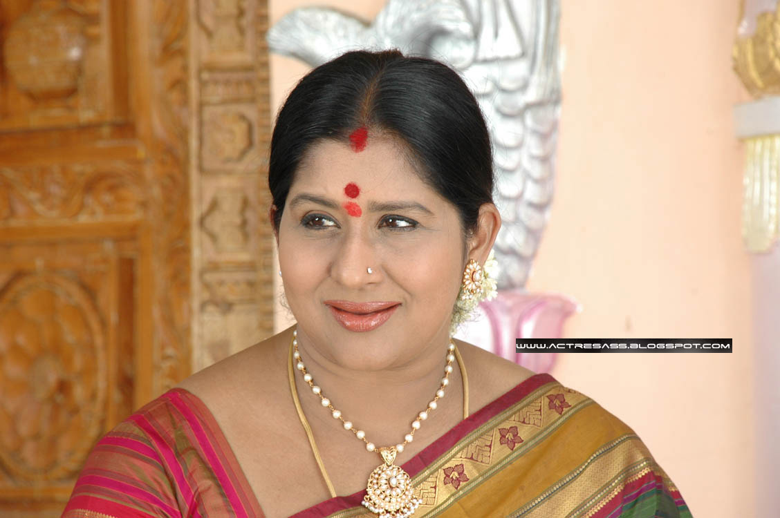 Actressassexy South Indian Aunty Actress-7195