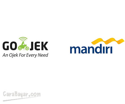 CARA TOP-UP GO-JEK VIA INTERNET BANKING MANDIRI