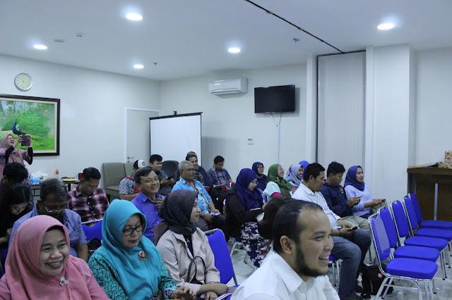 """Rumah Sakit Siloam Bekasi Timur menghelat Media Gathering dengan tema """"Tatalaksana Stroke yang tepat dan Akurat"""""""