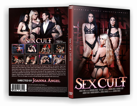 DVD Sex Cult (2019) xxx - ISO