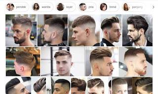 Ide Gaya Model Rambut Terbaik Tahun Ini