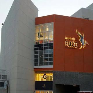 Robo en el Shopping Paseo del Fuego
