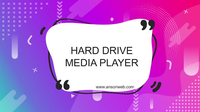 Hard Drive Media Player