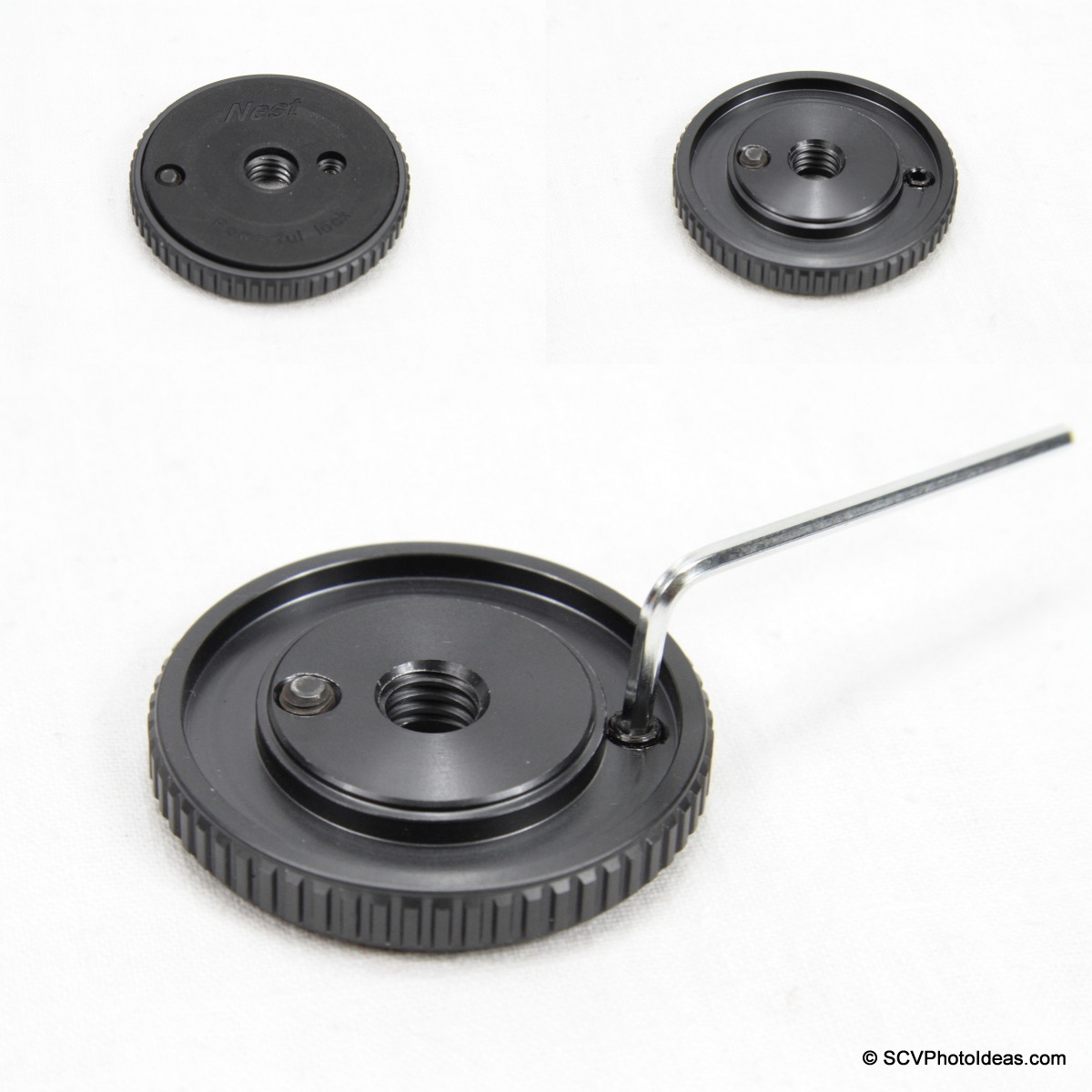 Nest NT-6294CT top mounting plate details