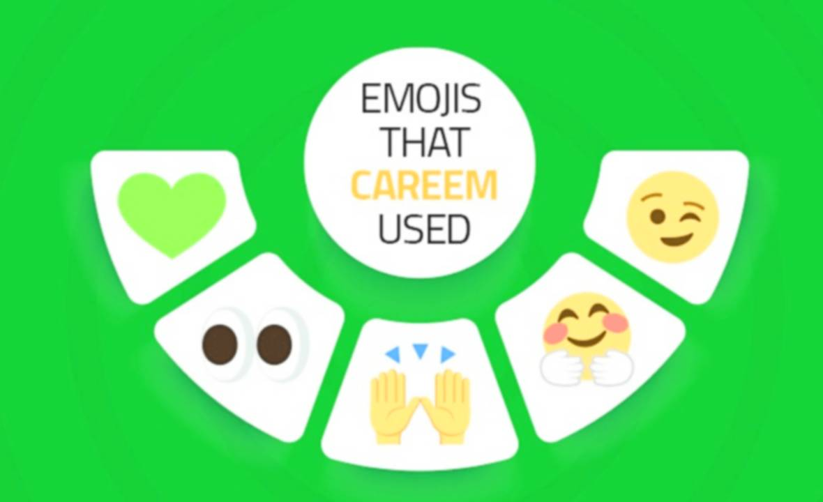 Top 5 Emotions You Showed Careem