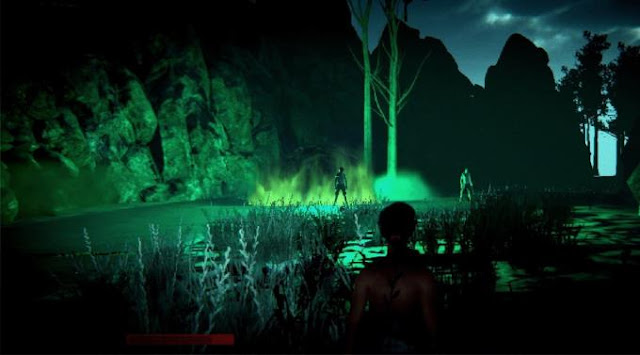 Atrofil the key is a game that wants you to survive in a world affected by a terrible catastrophe.