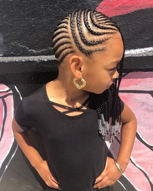 braided hairstyles kids