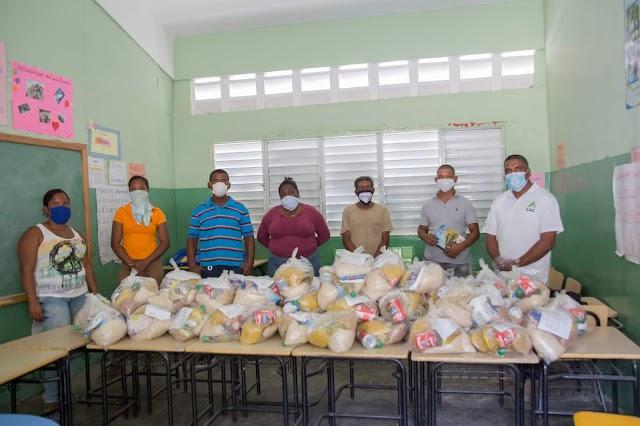 CAC y FCB benefician con raciones de alimentos a más de 1500 personas