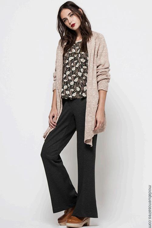 Moda invierno 2017 ropa de mujer. Moda 2017.
