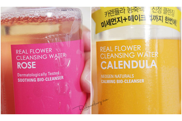 Neogen Cleansing Water Rose dan Calendula