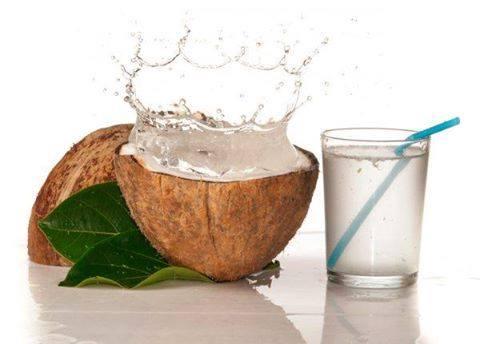 فوائد ماء جوز الهند للصحة .