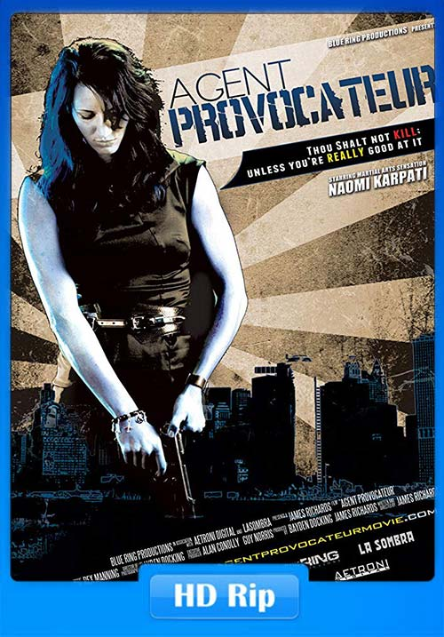 Agent Provocateur 2012 Hindi Dub 720p WEB-DL | 480p 300MB | 100MB HEVC Poster