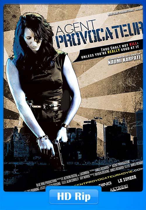Agent Provocateur 2012 Hindi Dubbed 720p WEB-DL | 480p 300MB | 100MB HEVC