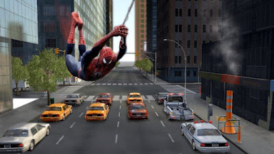 Download Game Spiderman HD 3 APK PPSSPP High Compress Full Hack for Android 2017 Gratis