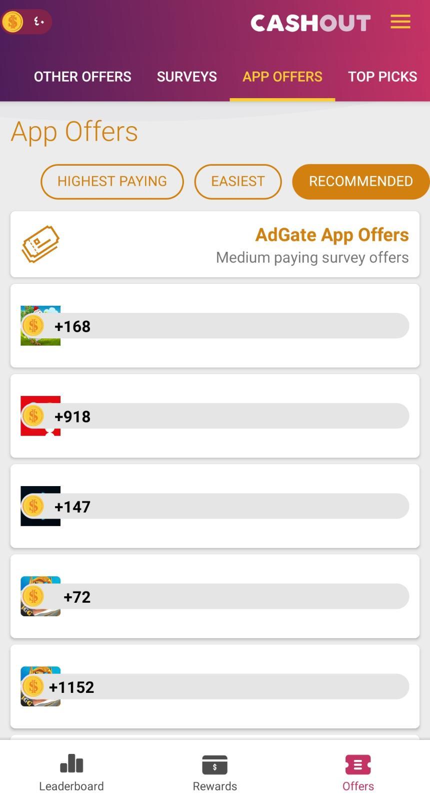 شرح تطبيق CashOut لربح رصيد باي بال مجانا 2021 | ربح بطاقات امازون | ربح بطاقات ايتونز
