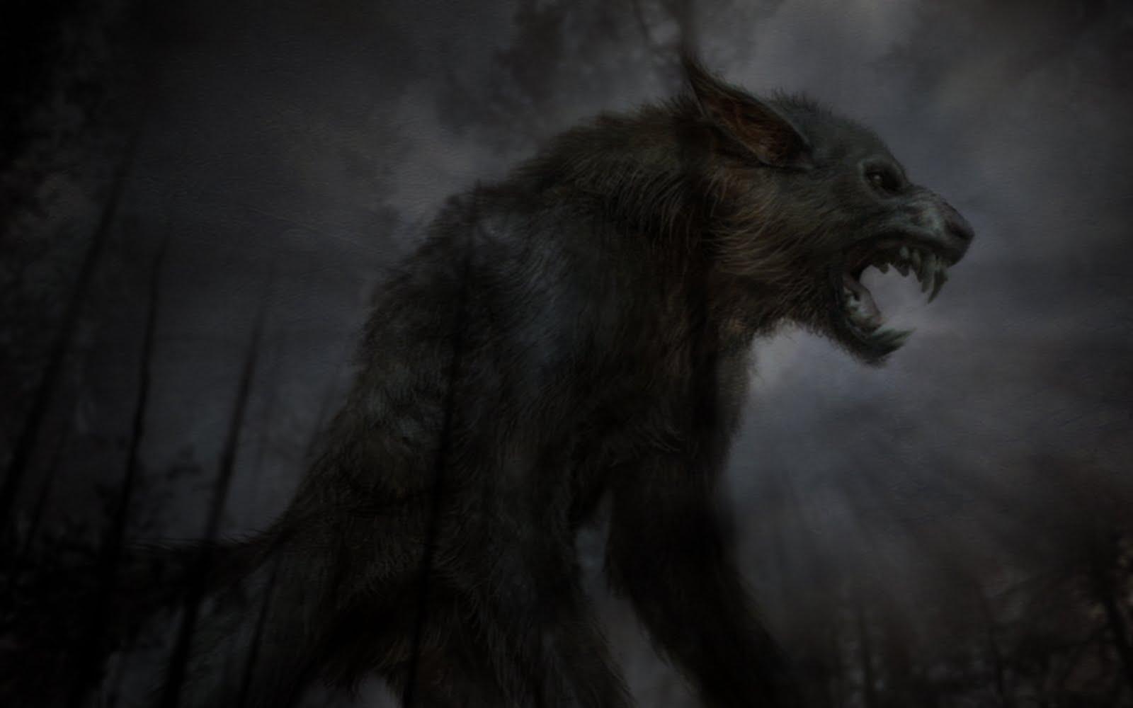 HD: HORROR - WOLF