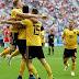 Βέλγιο - Αγγλία 1-0 (4')
