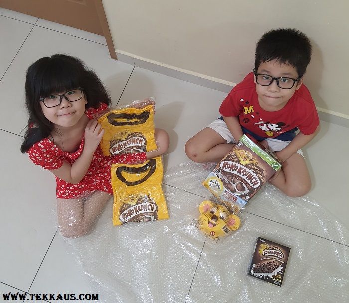 Nestle Koko Krunch Competition Prizes