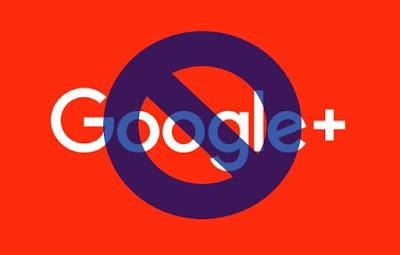 جوجل تعلن إيقاف حسابات المستهلكين على +Google