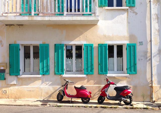 Marsiglia e il sole della Provenza - foto di Elisa Chisana Hoshi
