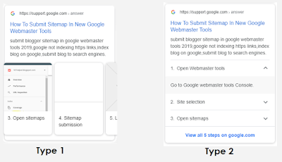 Google rich snippets For (How-to) articles - Blogger