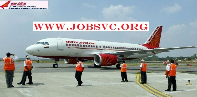 Air India Recruitment 2019 for Duty Officer/ Engineer/ Supervisor | 409 Vacancies