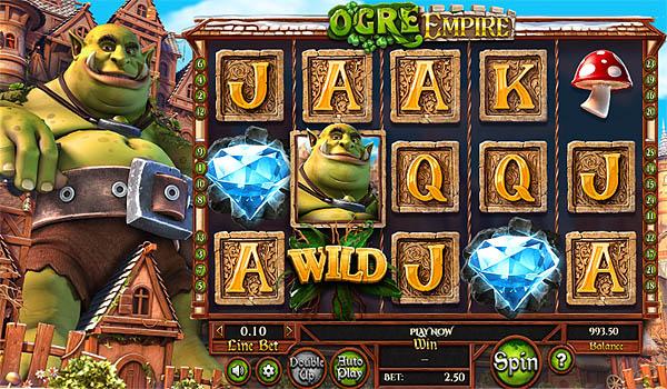 Main Gratis Slot Indonesia - Ogre Empire Betsoft