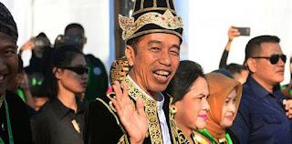 Politik Cari Aman, Jokowi Ingin Jadi Penentu Pilpres 2024