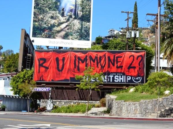 Last Ship R U Immune 2 teaser billboard