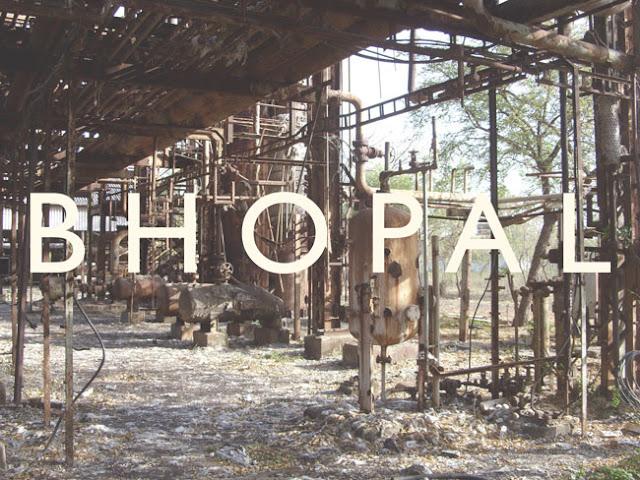 bhopal tragedy gas leak 1984 2017