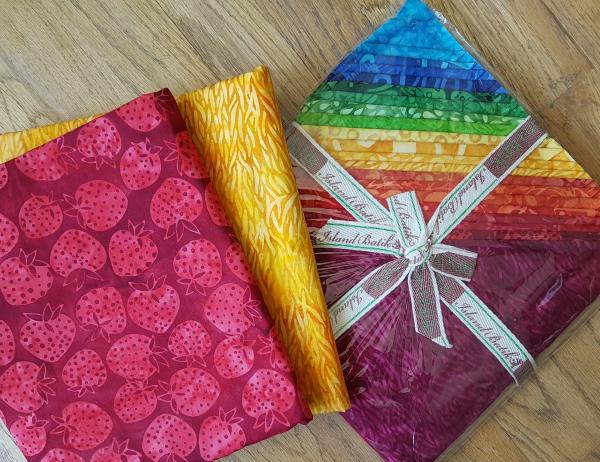 Island Batik fabrics | DevotedQuilter.com