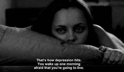 movies quotes about depression