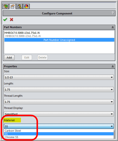 May 2018 - Solidworks Errors