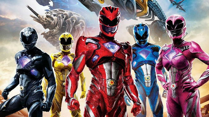 """Power Rangers"" deve ganhar um novo reboot"