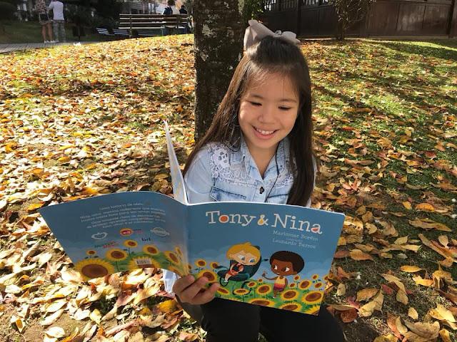 Dicas de livros da Alyssa e a Magia da Leitura