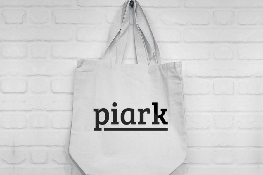 Piark Mock Brand Bag