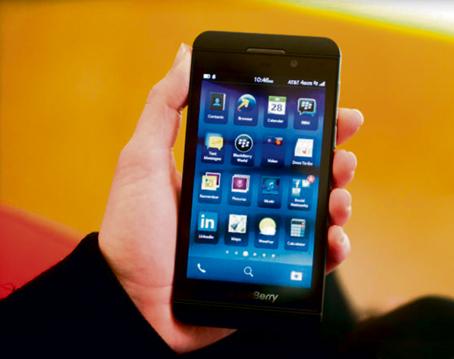 El universal peru el futuro de blackberry no tiene botones for Telefono bb