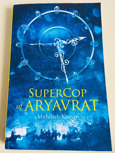 Book Review of SuperCop of ARYAVRAT